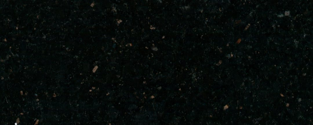 galaxy black marbrerie granit pierre plan de